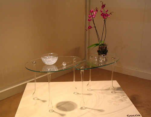goccia table